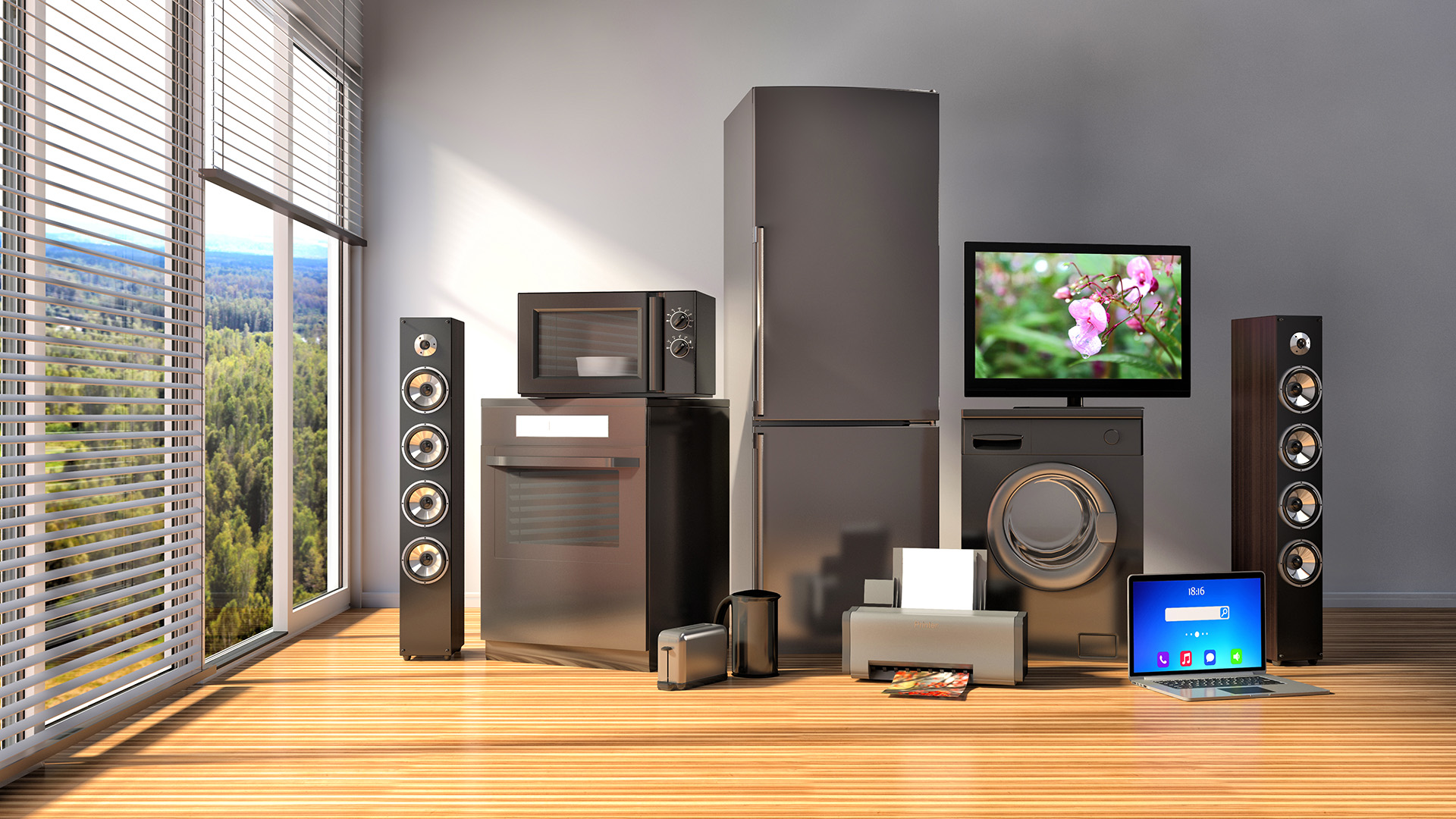 Smart Solutions For Major Home Appliances And Consumer Electronics Turkish Plastics Magazine